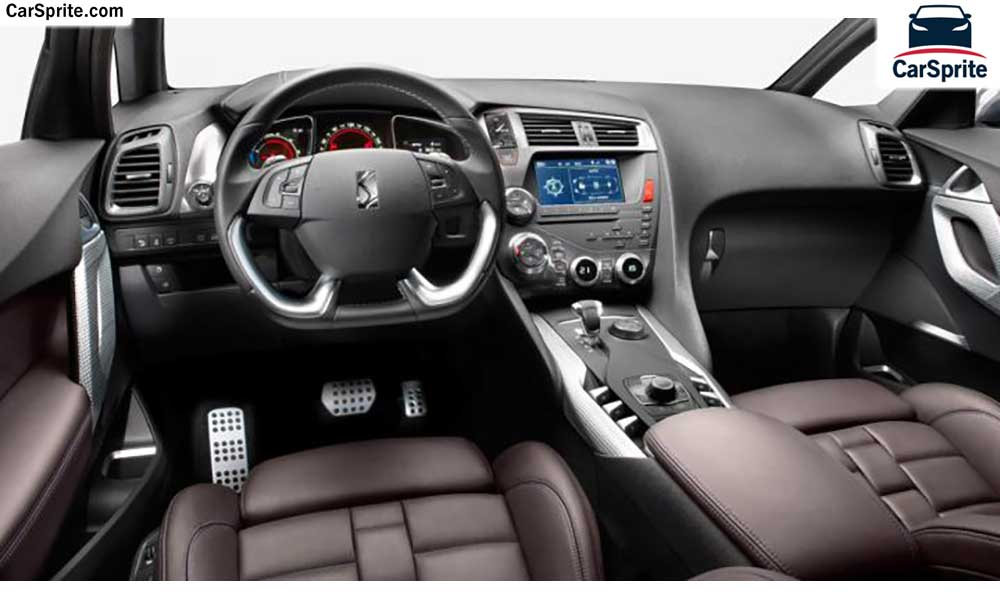 Citroen Ds5 2017 Prices And Specifications In Saudi Arabia