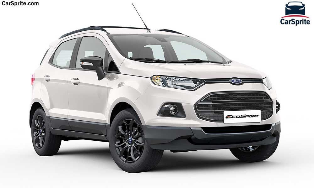 Ford Ecosport 2017 Prices And Specifications In Saudi