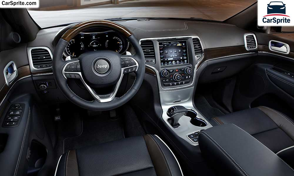 اسعار و مواصفات جيب جراند شيروكى 2017 فى السعودية   Car Sprite