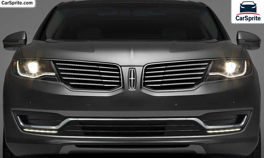 Lincoln MKX 2017 prices and specifications in Saudi Arabia | Car Sprite