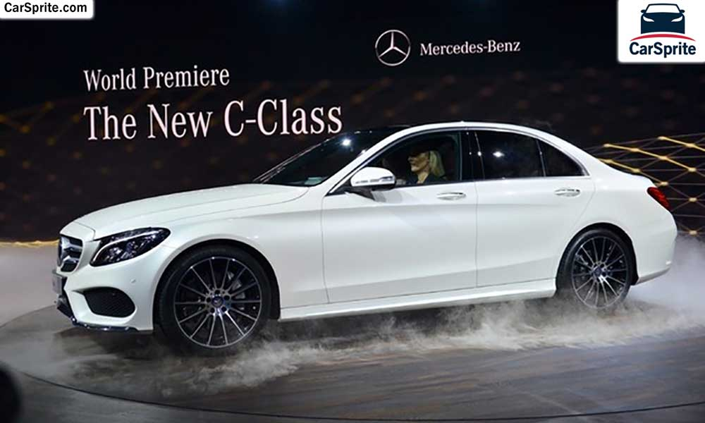 Mercedes benz c class 2017 prices and specifications in for Mercedes benz saudi arabia