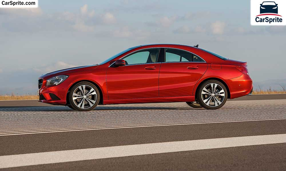 Mercedes benz cla class 2017 prices and specifications in for Mercedes benz cla class price