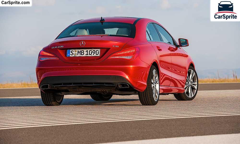 Mercedes Cla  Price In Ksa