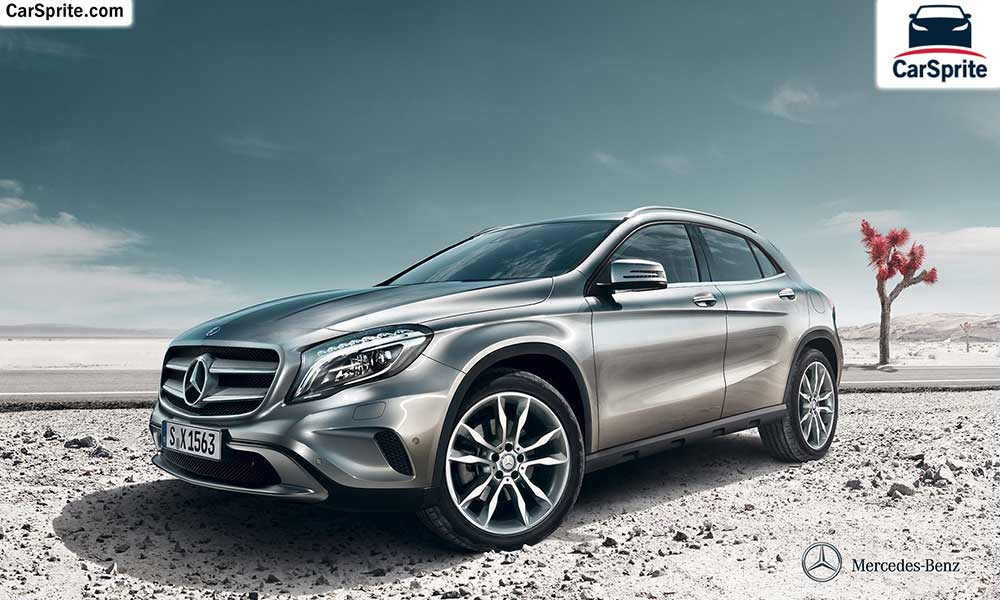Mercedes benz gla 2017 prices and specifications in saudi for Mercedes benz saudi arabia