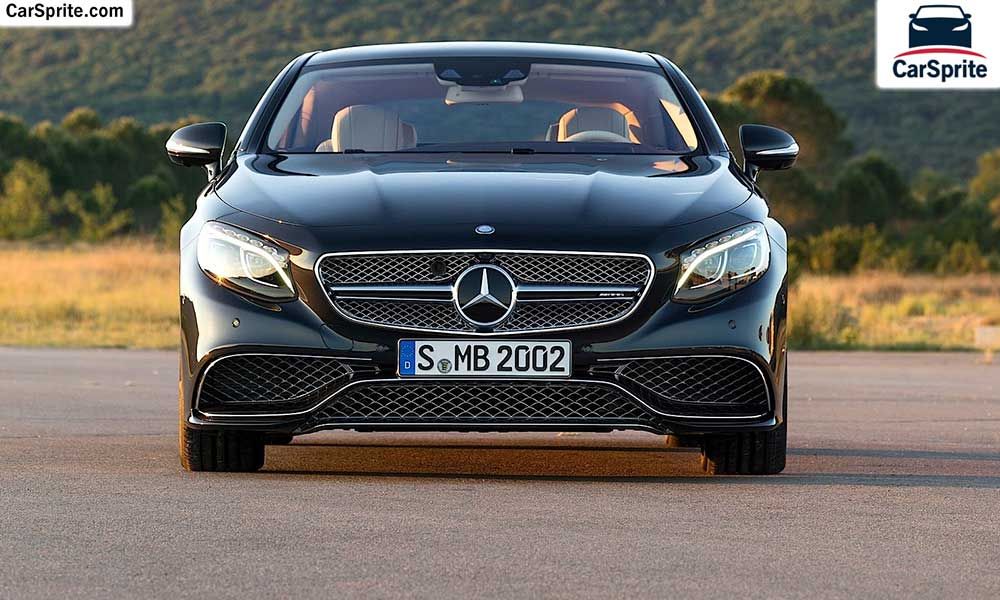 Mercedes benz s 65 amg coupe 2017 prices and for Mercedes benz amg 65 price