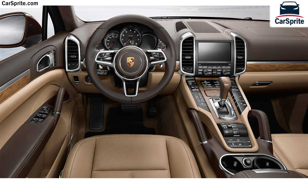 2017 Porsche Cayenne Gts >> اسعار و مواصفات بورش كايين 2017 فى السعودية   Car Sprite