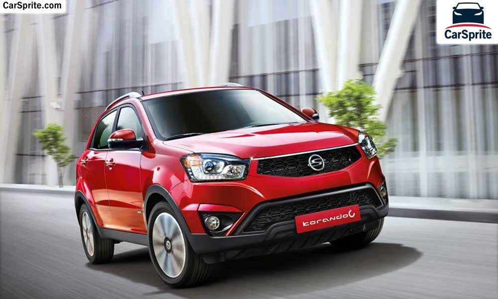 ssangyong korando 2017 prices and specifications in saudi arabia car sprite. Black Bedroom Furniture Sets. Home Design Ideas