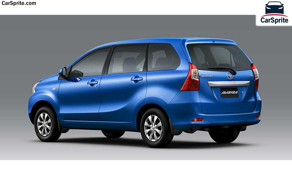 toyota avanza 2017 prices and specifications in saudi. Black Bedroom Furniture Sets. Home Design Ideas