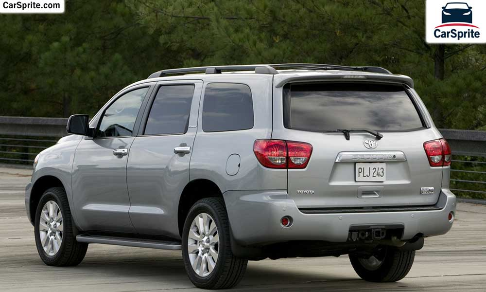 toyota sequoia 2017 prices and specifications in saudi. Black Bedroom Furniture Sets. Home Design Ideas