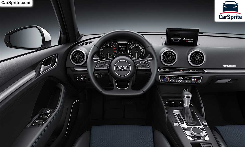 audi a3 sportback 2017 prices and specifications in saudi. Black Bedroom Furniture Sets. Home Design Ideas