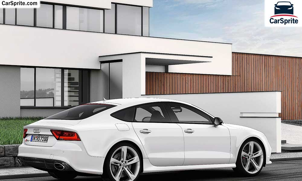 Audi RS7 2019 prices and specifications in Saudi Arabia | Car Sprite