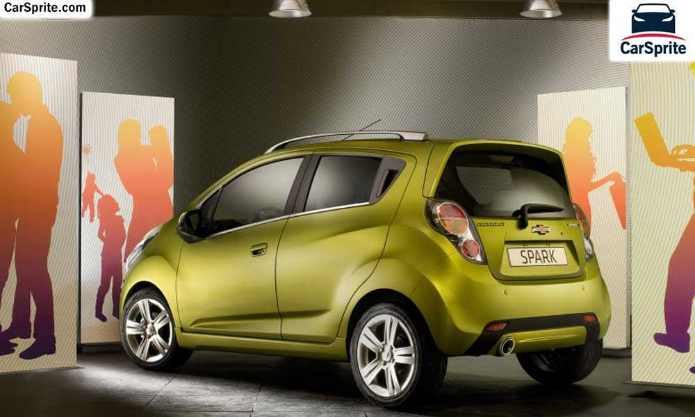 Chevrolet Spark 2018 Prices And Specifications In Saudi