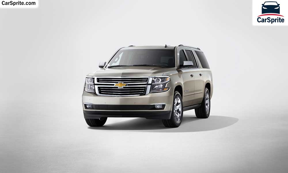 Chevrolet Suburban 2018 prices and specifications in Saudi Arabia | Car Sprite