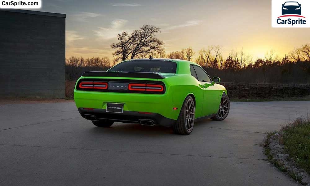 Dodge Challenger 2018 Prices And Specifications In Saudi Arabia