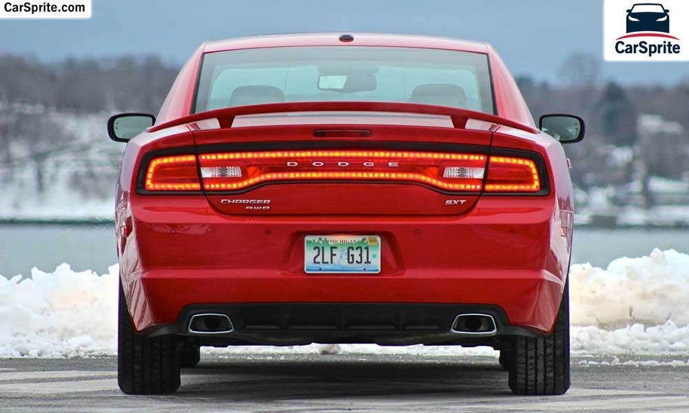 Dodge Charger 2018 prices and specifications in Saudi Arabia | Car Sprite