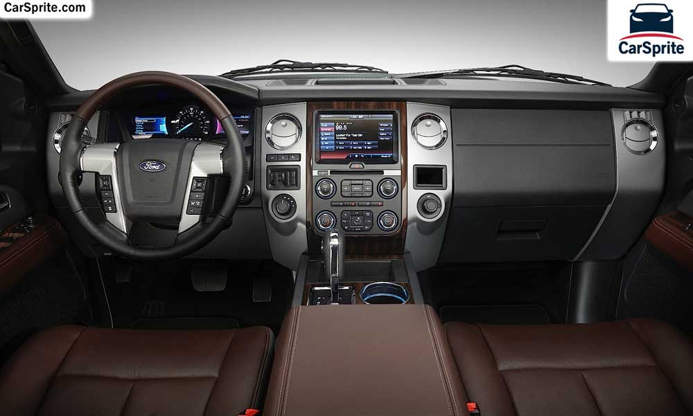 Ford Expedition 2019 prices and specifications in Saudi Arabia | Car Sprite