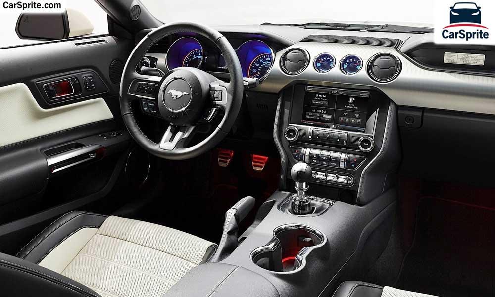 اسعار و مواصفات فورد موستانج 2018 فى السعودية Car Sprite