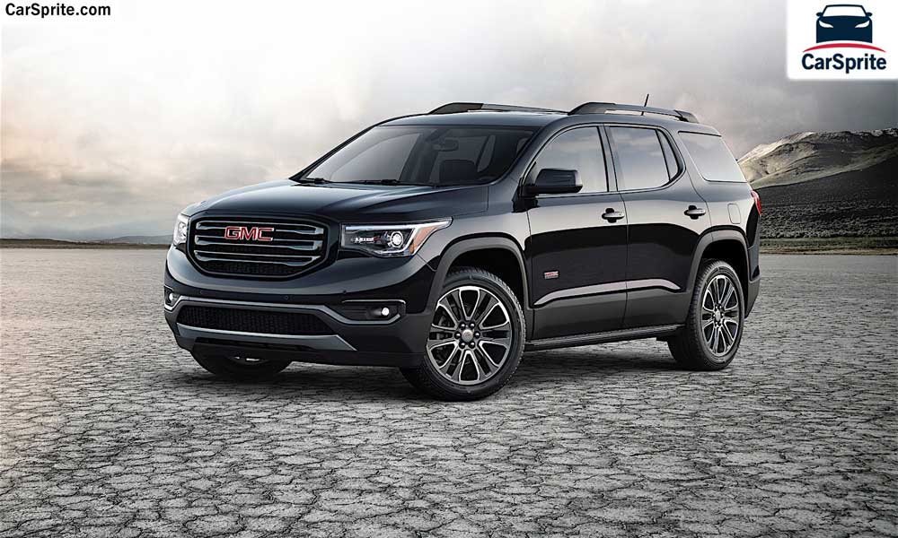 Gmc Acadia 2018 Prices And Specifications In Saudi Arabia Car Sprite