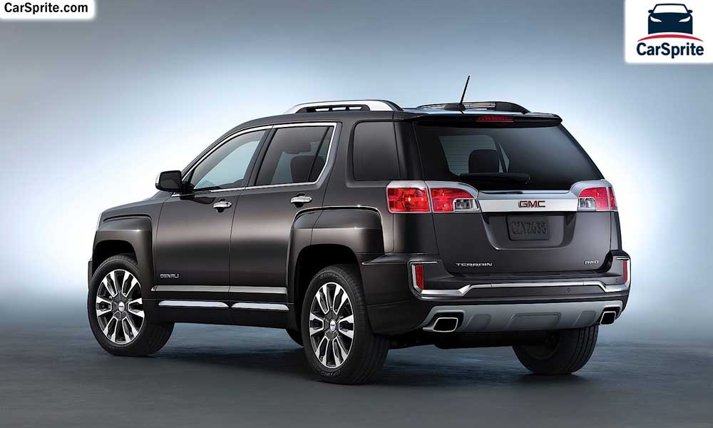 Gmc Terrain 2018 Prices And Specifications In Saudi Arabia Car Sprite