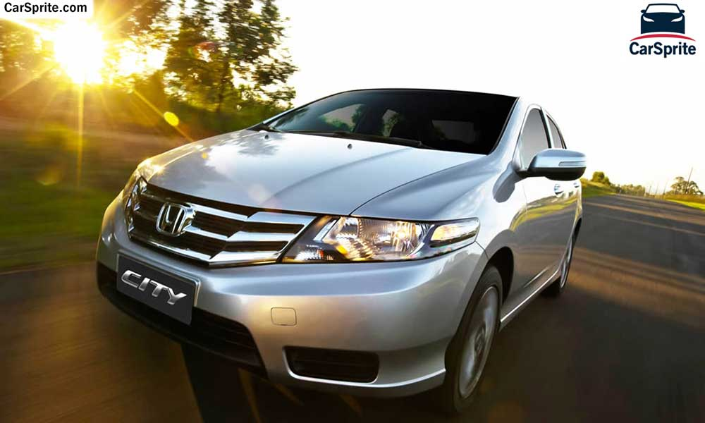 Honda City 2019 prices and specifications in Saudi Arabia ...