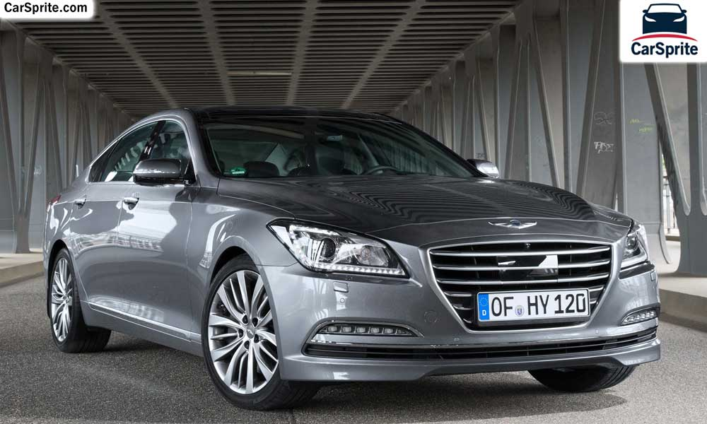 Hyundai Genesis 2017 Prices And Specifications In Saudi
