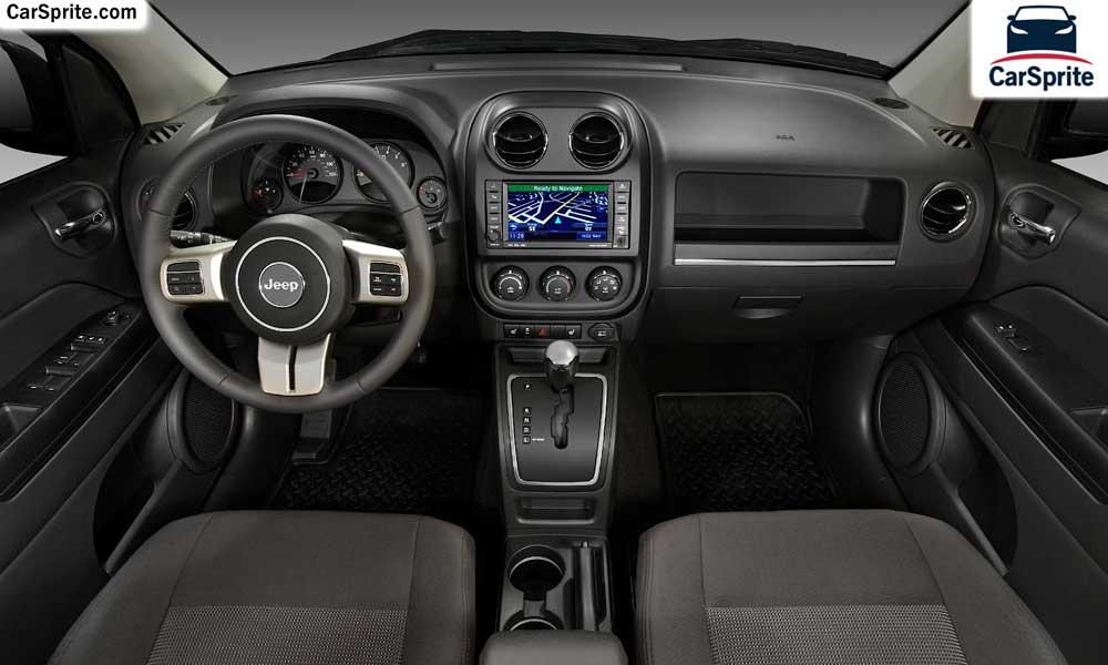 2017 car sprite for Interieur jeep compass