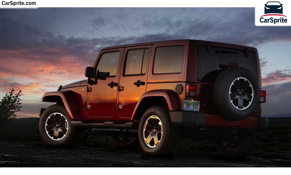 Wrangler Unlimited 2018 Prices And Specifications In Saudi Arabia