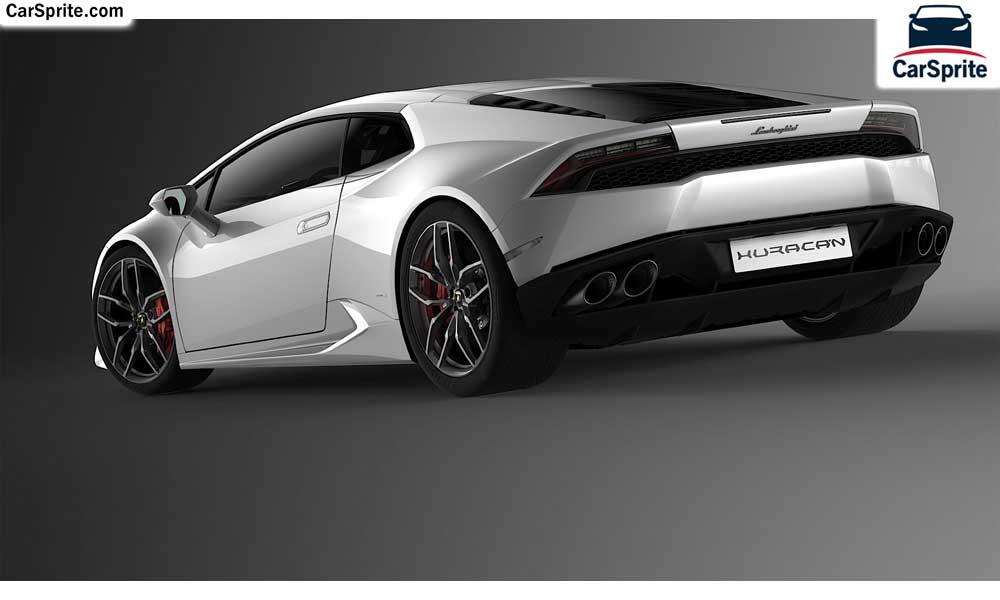 Lamborghini Huracan 2018 Prices And Specifications In Saudi Arabia