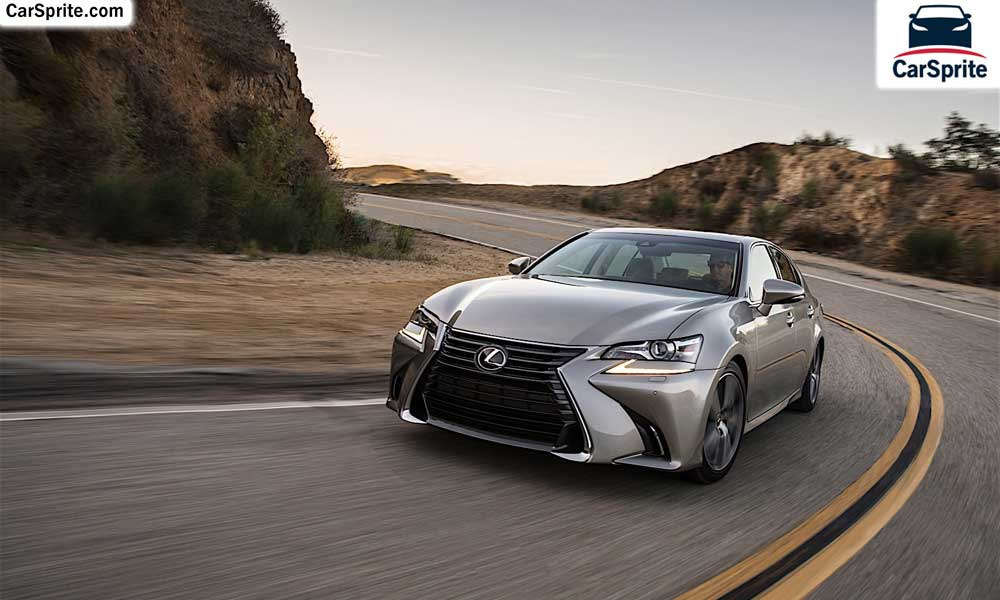 Lexus GS 2018 prices and specifications in Saudi Arabia ...