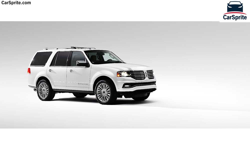 Lincoln Navigator 2018 prices and specifications in Saudi Arabia | Car Sprite