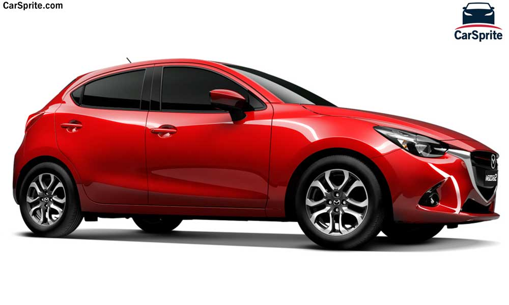 Mazda 2 Hatchback 2017 prices and specifications in Saudi ...