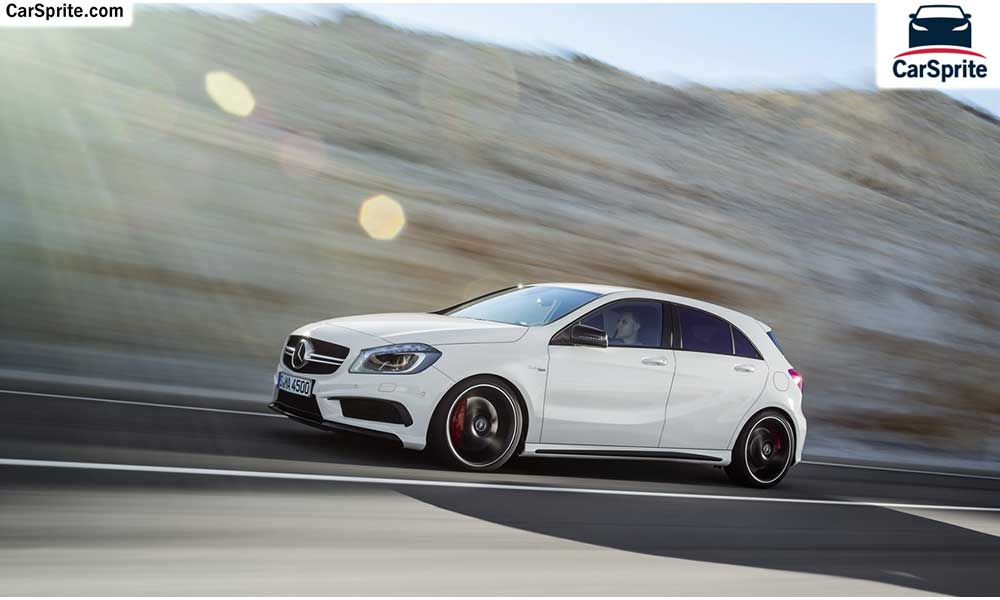 Mercedes benz a 45 amg 2018 prices and specifications in for Mercedes benz saudi arabia