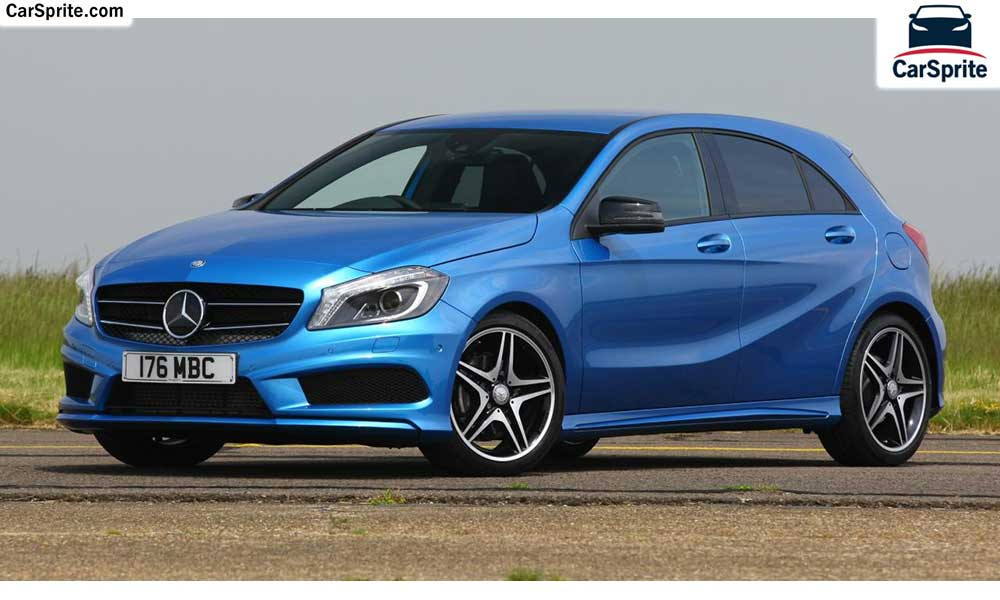 Mercedes benz a class 2018 prices and specifications in for Mercedes benz saudi arabia