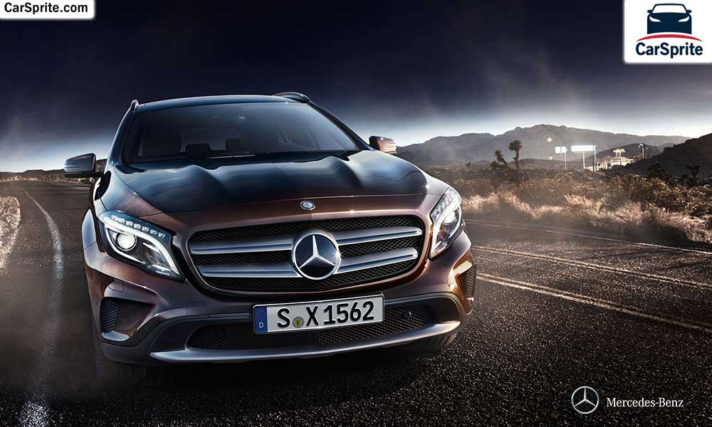 Mercedes benz gla 2018 prices and specifications in saudi for Mercedes benz saudi arabia