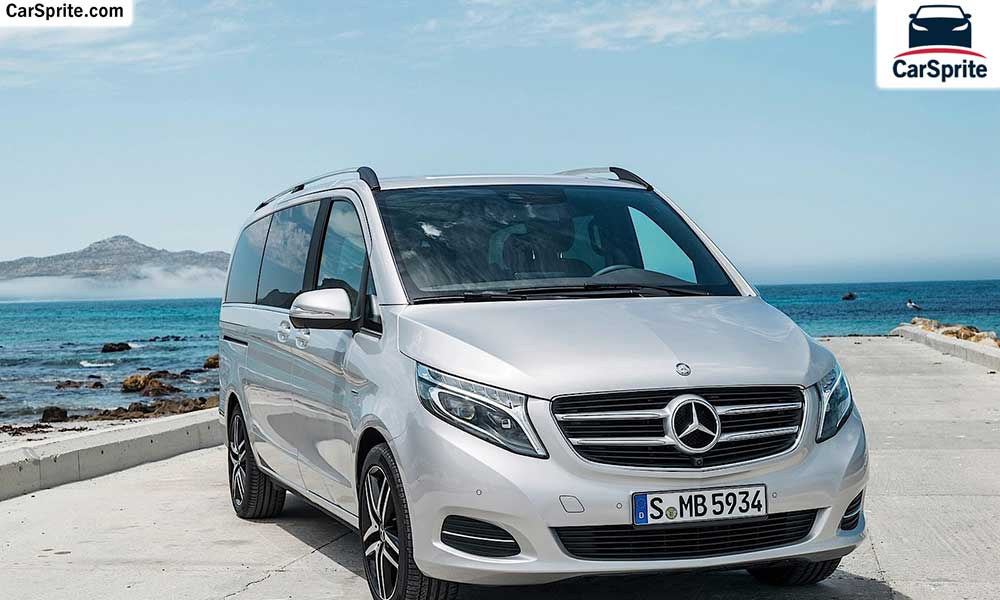 Mercedes benz v class 2018 prices and specifications in for Mercedes benz saudi arabia