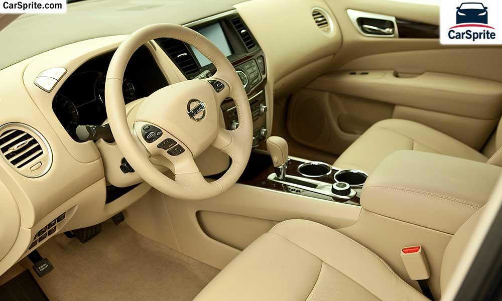 Nissan Pathfinder 2018 Interior >> اسعار و مواصفات نيسان باثفايندر 2018 فى السعودية   Car Sprite