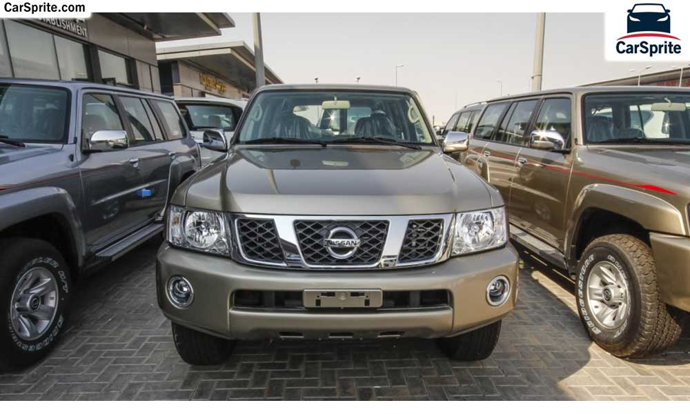 Nissan Patrol Safari 2018 prices and specifications in Saudi