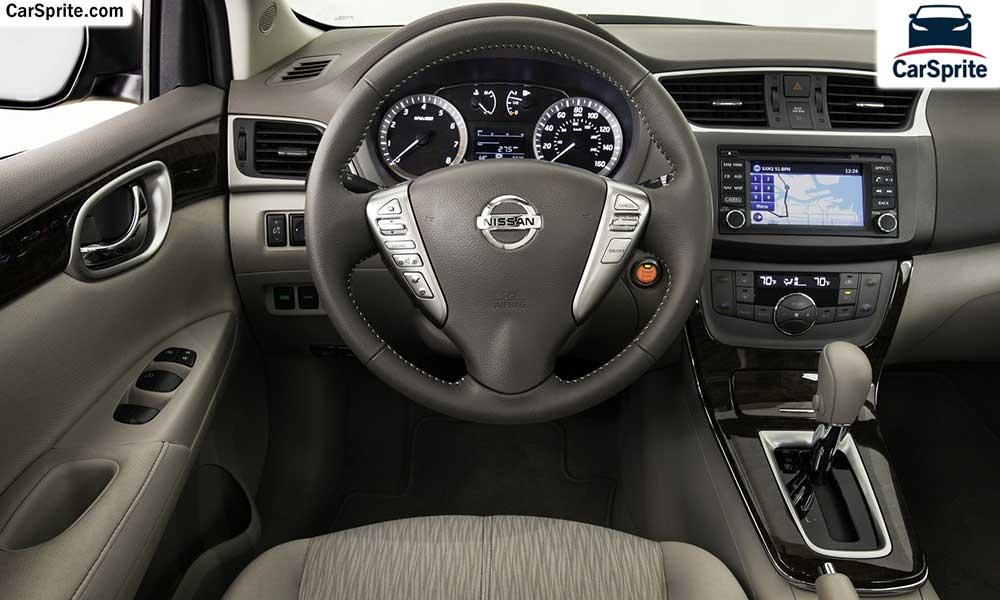 Nissan Sentra 2018 Uae >> اسعار و مواصفات نيسان سنترا 2018 فى السعودية | Car Sprite