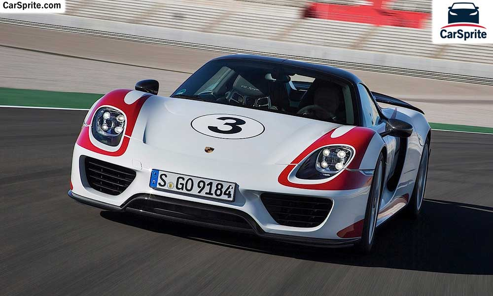 Porsche 918 Spyder 2018 Prices And Specifications In Saudi Arabia