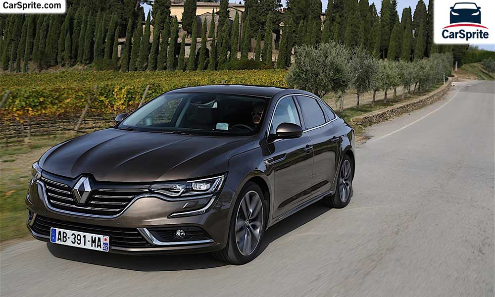 Renault Talisman 2019 prices and specifications in Saudi Arabia | Car Sprite