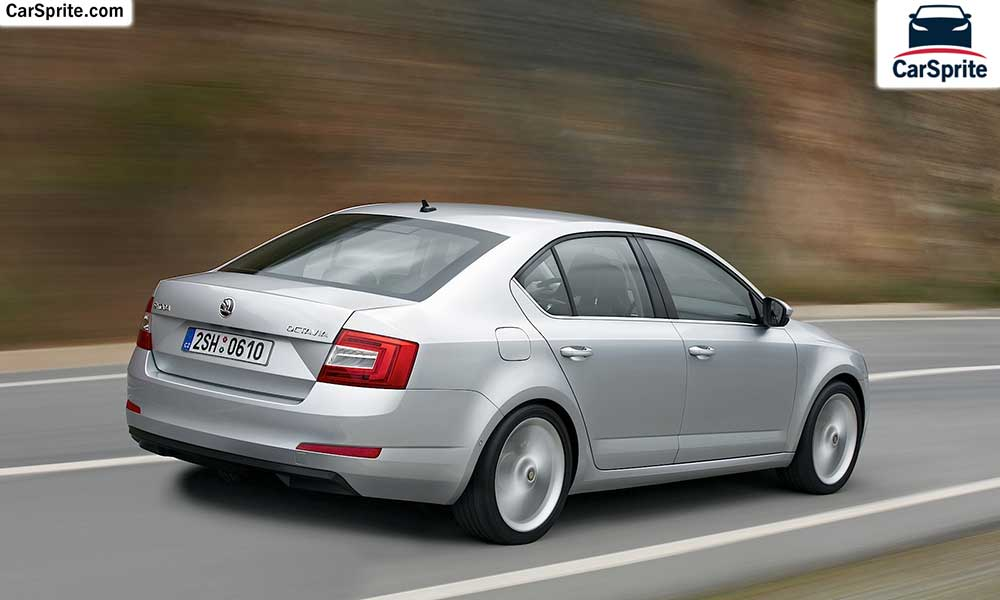 skoda octavia 2017 prices and specifications in saudi. Black Bedroom Furniture Sets. Home Design Ideas