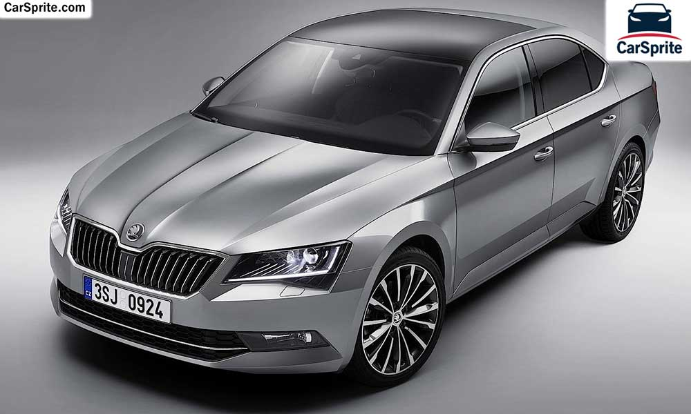 skoda superb 2017 prices and specifications in saudi. Black Bedroom Furniture Sets. Home Design Ideas