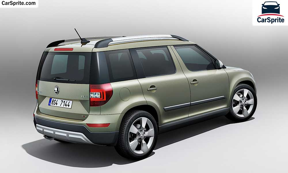 skoda yeti 2017 prices and specifications in saudi arabia. Black Bedroom Furniture Sets. Home Design Ideas