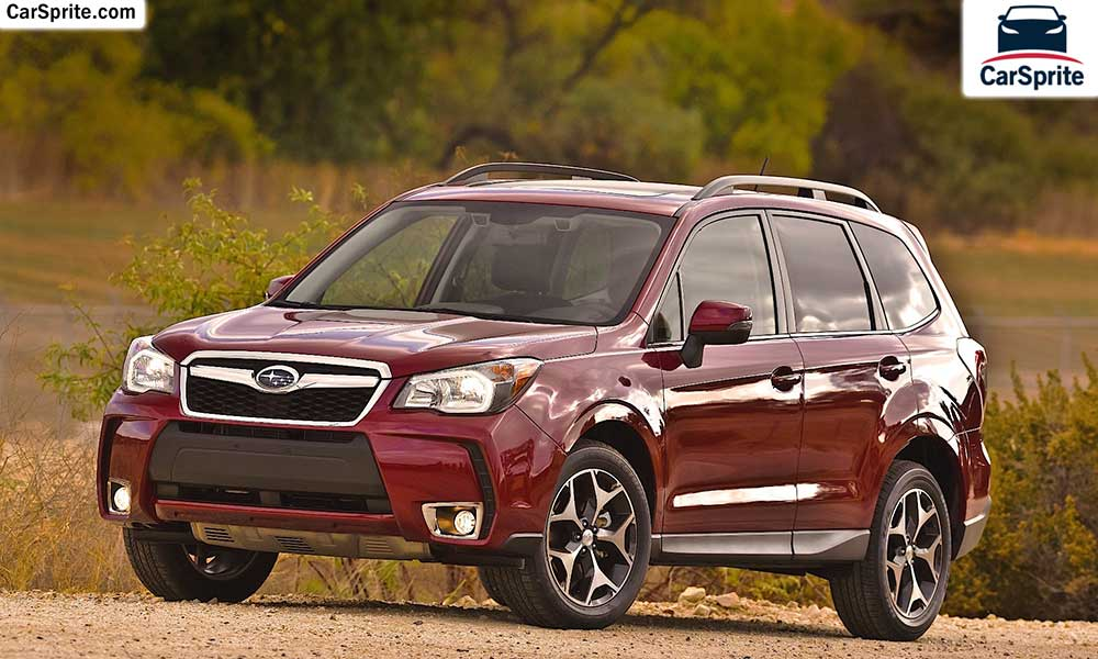 Subaru Forester 2019 Prices And Specifications In Saudi Arabia Car