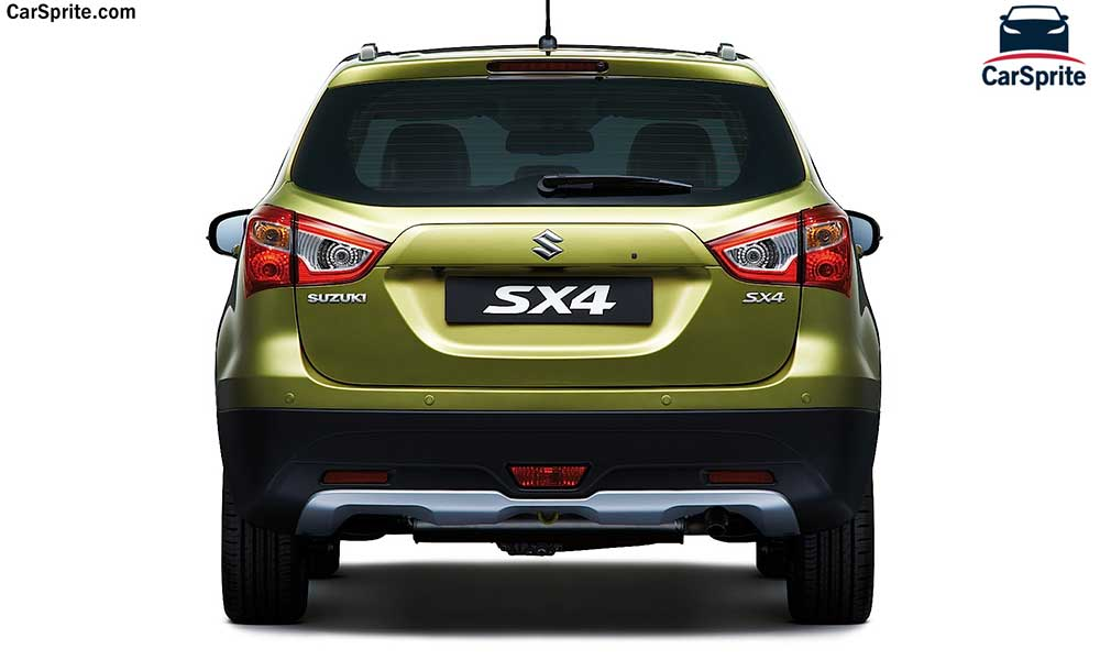 Suzuki SX4 2019 prices and specifications in Saudi Arabia ...