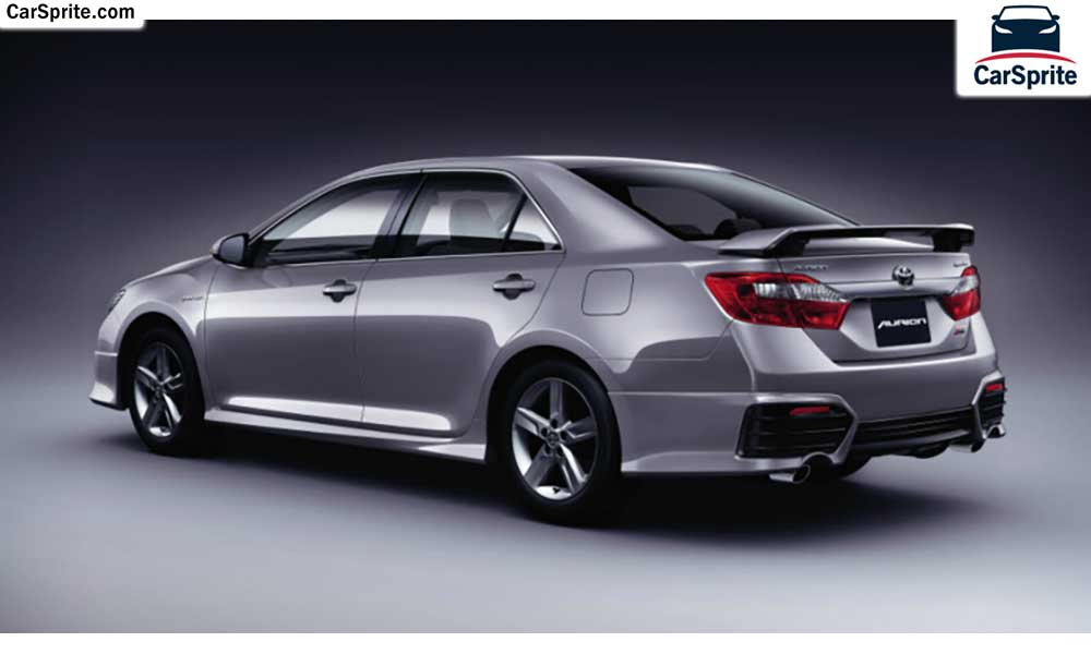 Toyota Aurion 2017 prices and specifications in Saudi ...