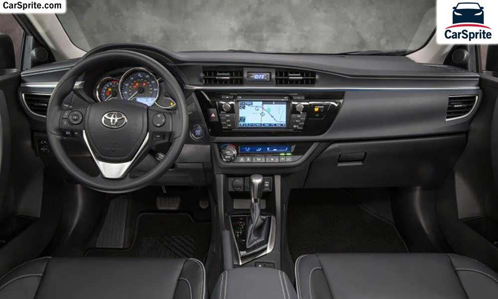 Toyota Corolla 2019 Prices And Specifications In Saudi Arabia Car