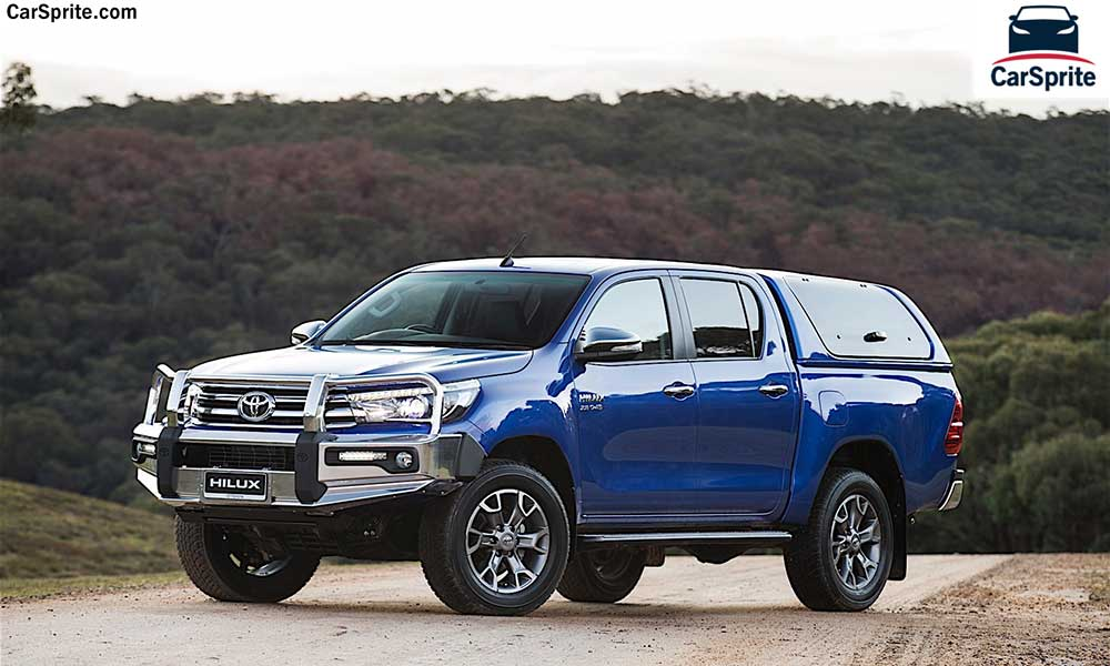 Toyota Hilux 2017 prices and specifications in Saudi ...