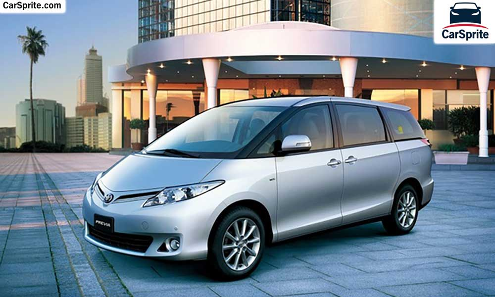 toyota previa 2017 prices and specifications in saudi. Black Bedroom Furniture Sets. Home Design Ideas