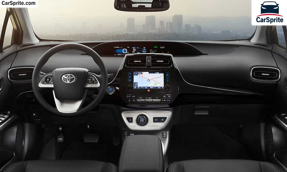 اسعار و مواصفات تويوتا بريوس 2018 فى السعودية Car Sprite